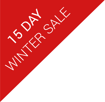 15 day winter sale